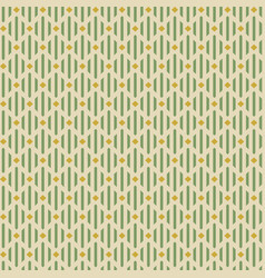 abstract seamless simple geometric pattern vector image