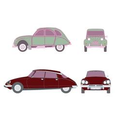 Citroen classics vector