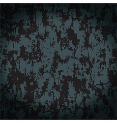 dark grunge rusty vector image