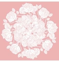 Pastel Floral vector