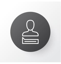connect icon symbol premium quality isolated vector image