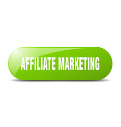 Affiliate marketing button affiliate marketing vector