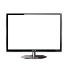 Monitor tv vector