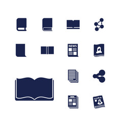 Publish icons vector