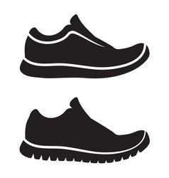 Running shoes1 resize vector