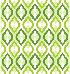 seamless pattern Moroccan style vector image vector image