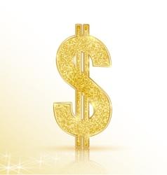 dollar vector image