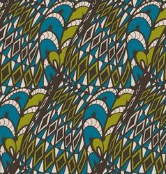 Zentangle pattern vector