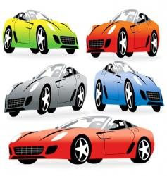 racing car2 vector image vector image