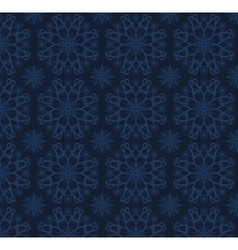 seamless pattern arabesque vector image