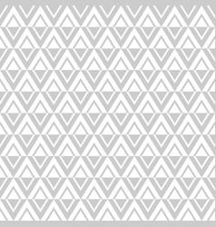 seamless diamonds pattern vector image