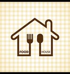 Template for restaurant menu stock vector image