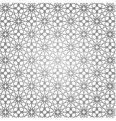 Arabic islamic pattern backgroundgeometrical vector