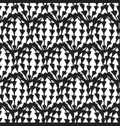 Seamless patterns with doodles textures strokes vector