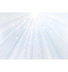 White background stars vector
