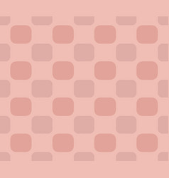 dark pink checkered pattern vector image