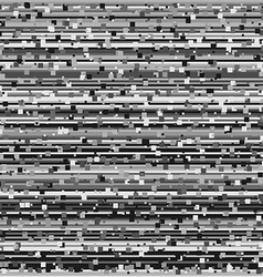 The loss of the television signal corrupted image vector