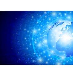 Lighting world vector