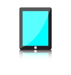 modern technology device vector image