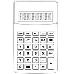 Basic calculator vector