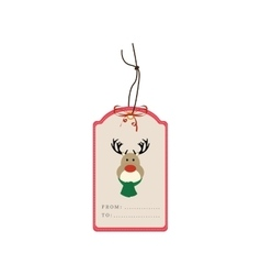 Cute Christmas Object vector image