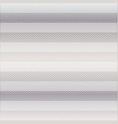 gray striped halftone background vector image