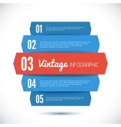 Design template for your infographic vector image vector image