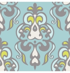 Abstract seamless vintage luxury pattern vector image vector image
