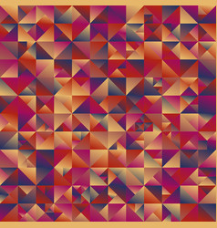 colorful polygonal geometrical gradient triangle vector image