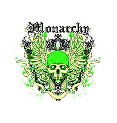 Monarchy vector