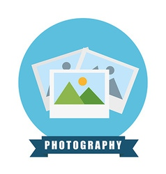 pictures icon vector image
