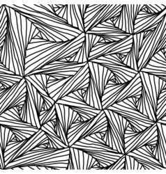 Hand drawn seamless pattern 1 vector