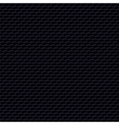 Black dark textured linear pattern vector image