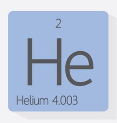 Helium vector