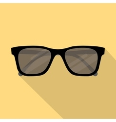 Sunglasses Icon vector image