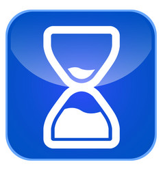 Timer app icon vector