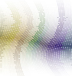 Abstract background pattern old school background vector image vector image
