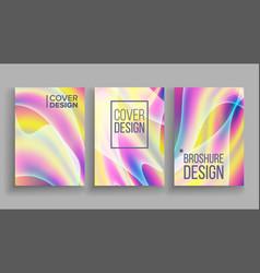 Minimal covers design ultraviolet paper vector