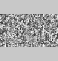 Polygonal gray gradient abstract triangle website vector