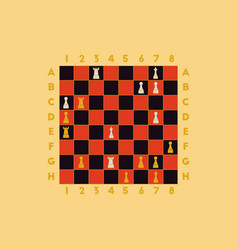The various chess position vector
