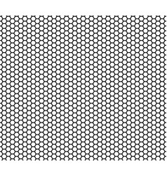 seamless honeycomb pattern background vector image