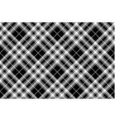 pride of scotland tartan fabric texture pixel vector image