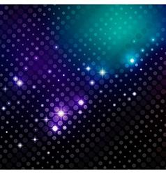 night disco vector image vector image