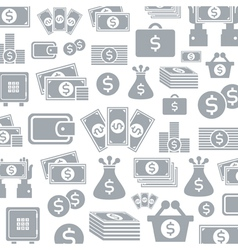 Business a background vector image vector image