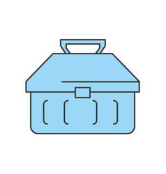 tools box kit vector image