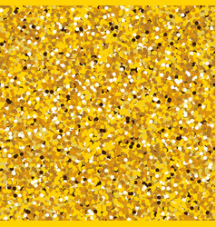gold glittering seamless background vector image