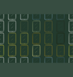 Abstract handphone or mobilephone details vector