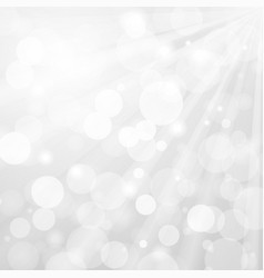 Abstract grey dynamic background with a light blur vector