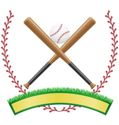 baseball 05 vector image