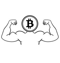 Concept of strong bitcoin vector